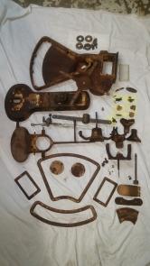 Scales parts