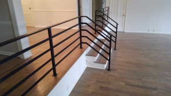 Flat Bar handrails